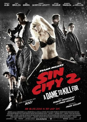 Sin City A Dame to Kill For เมืองคนบาป 2