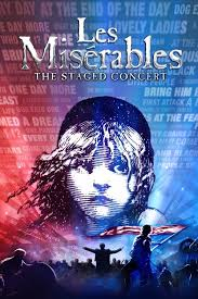 Les Miserables The Staged Concert